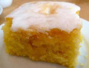 Homebaked cakes