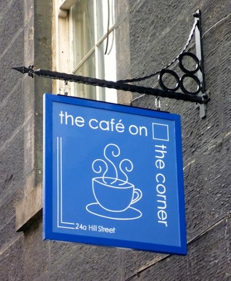 The Café on the Corner