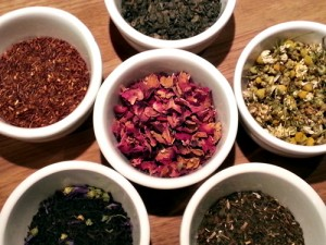 Wee-Tea speciality loose leaf teas